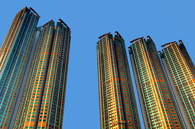 Sorrento Towers, Kowloon, Hong Kong