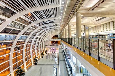 Hong Kong International Airport Express Station  Concourse