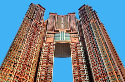 The Arch, Kowloon, Hong Kong