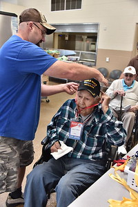 Honor Flight Camp Grayling