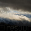 Cloudy Colorado Mountains 008   Wall Art Resource