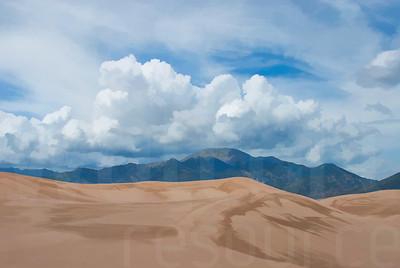 Colorado Sand Dunes 001 | Wall Art Resource