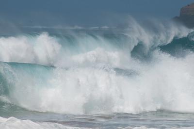Crashing Ocean Waves 001 | Wall Art Resource