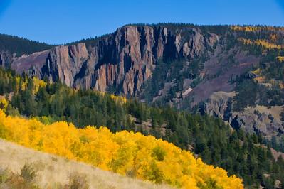 Colorado Fall Foliage 026 | Wall Art Resource