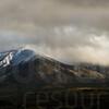 Cloudy Colorado Mountains 005   Wall Art Resource