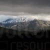 Cloudy Colorado Mountains 003   Wall Art Resource
