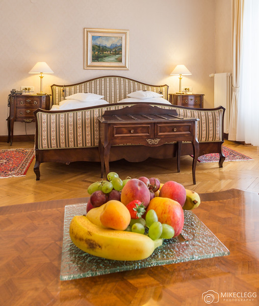 At least 5 a day at the Grand Hotel Toplice