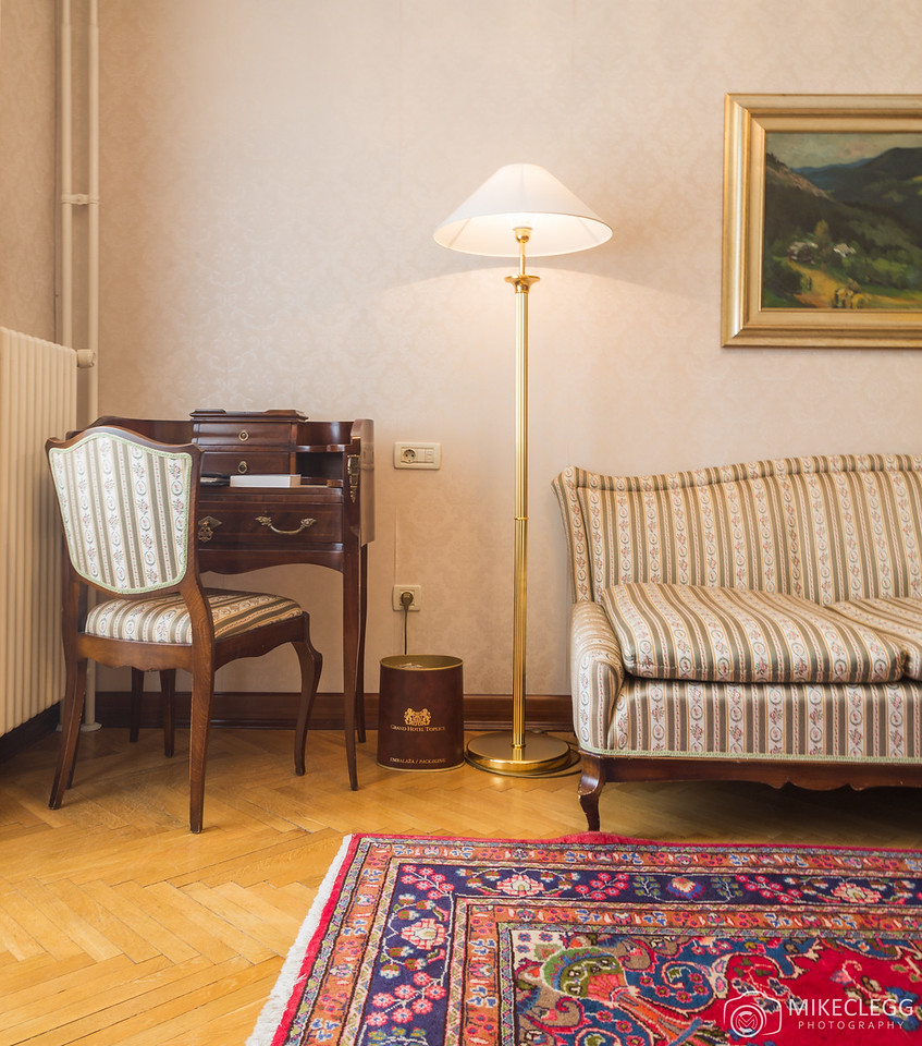 Grand Hotel Toplice Room Details