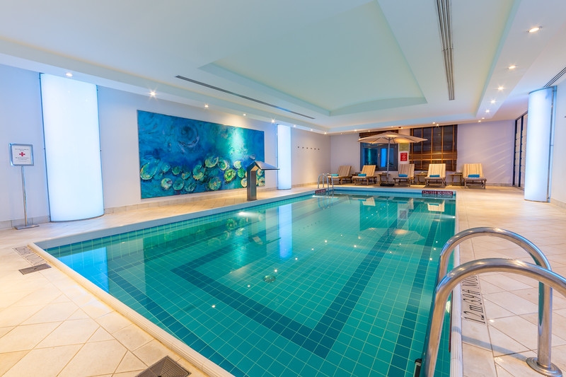 Sheraton Grand Krakow Swimming Pool