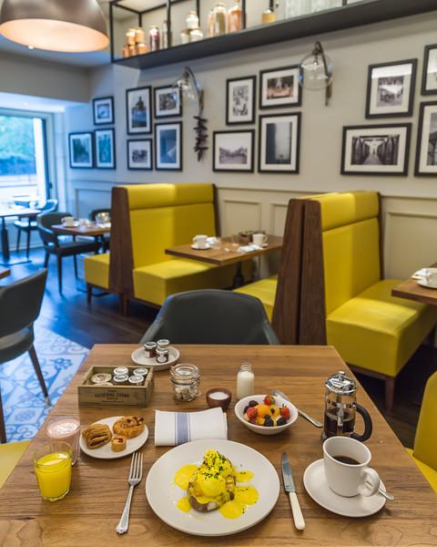 Mercante Restaurant - Breakfast