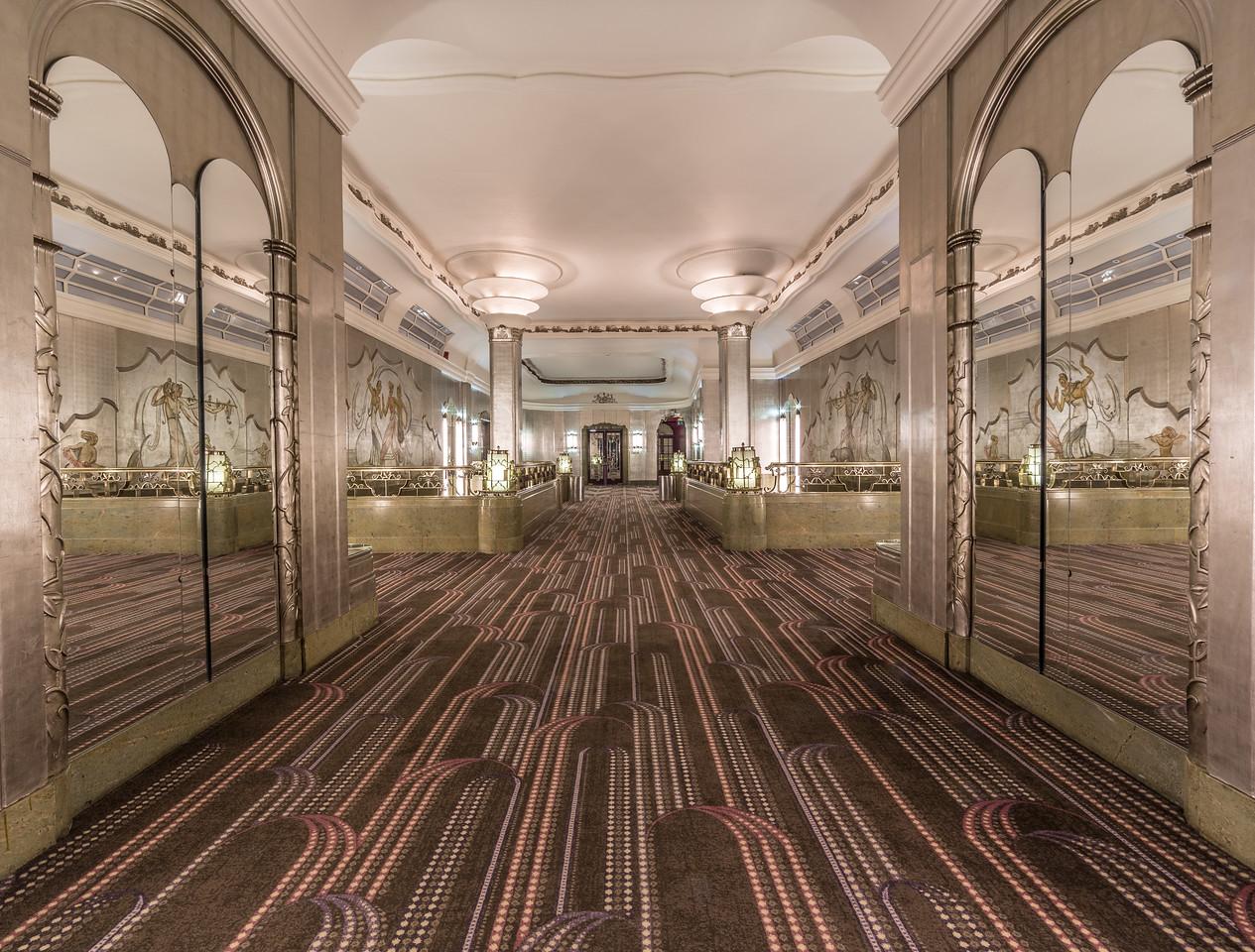 Sheraton Grand London Park Lane - Silver Gallery