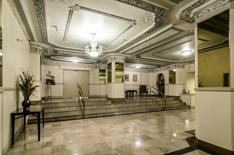 Mezzanine Lobby