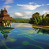 Anantara Golden Triangle Resort, Infinity Edge Pool,  Chiang Rai