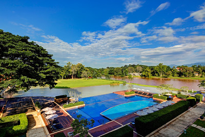Le Meridien Resort & Spa, Chiang Rai, Thailand