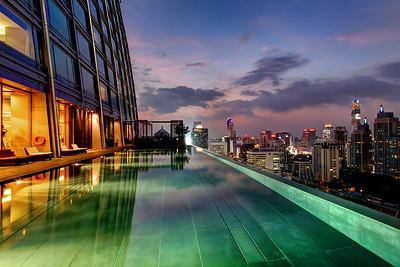 Okura Prestige Hotel, Bangkok (1)