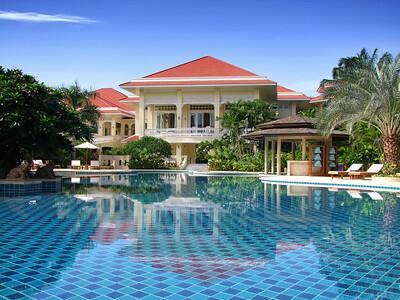 Dhevamantra Resort, Kanchanaburi