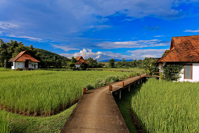 Manee Dheva Resort, Chiang Rai, Thailand (1)