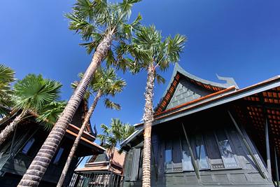 Thai House (Closeup) #1