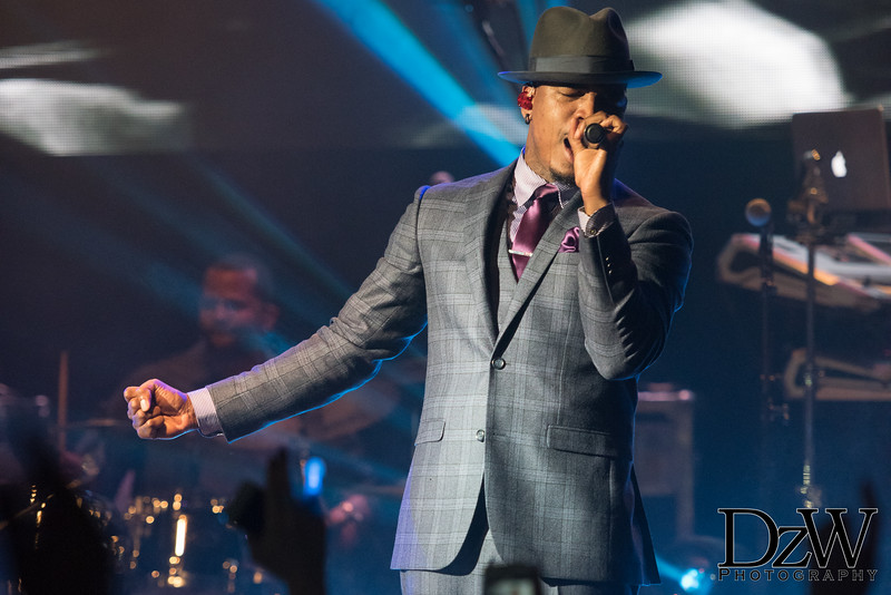 Ne-Yo at the House of Blues Hollywood