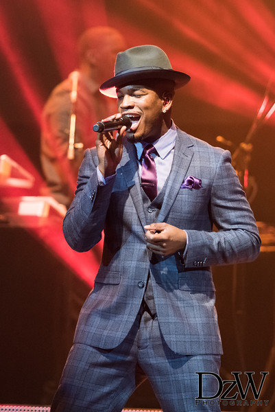 Ne-Yo at the House of Blues Hollywood 2014