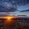 Sleeping Ute Mountain Wakes Up
