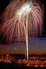 Fireworks Westminster