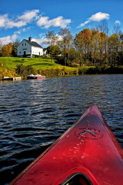 Kayak Maine