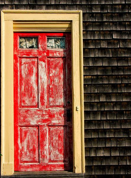 Bar Harbor Door