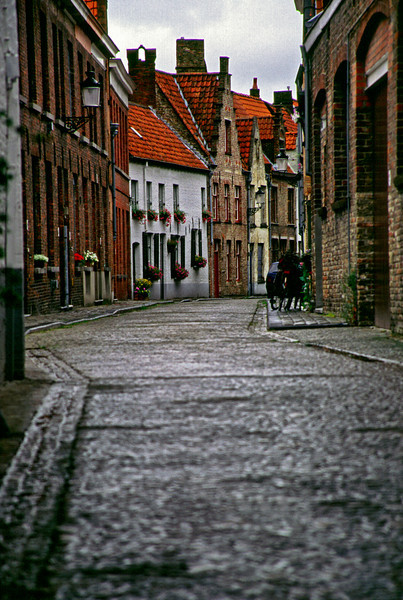 Brugge Side Street