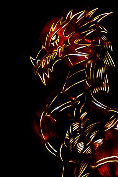 Jack-O-Lantern Dragon
