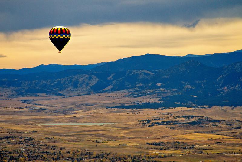 Baloon Flight 4