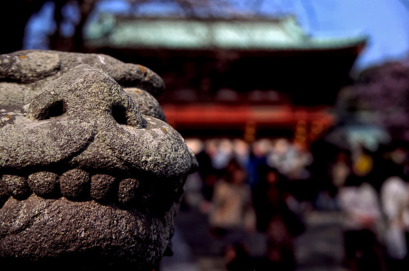 Kamakura Gargoyle