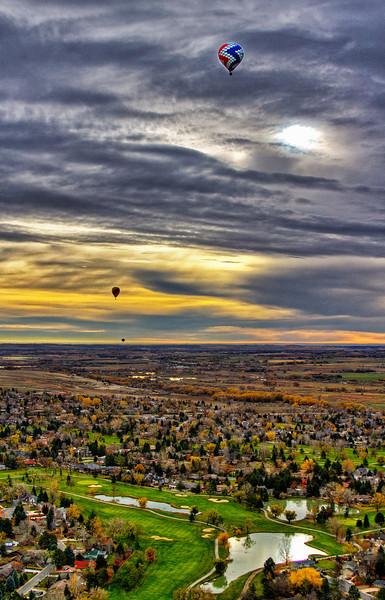 Baloon Flight 1