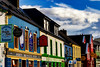 Dingle Town Storefronts 3