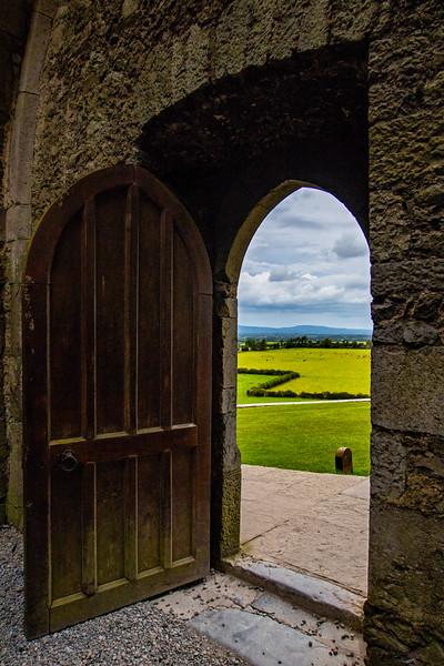 Rock of Cashel Doorway