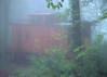 Kaboose in Fog