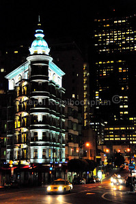 Downtown San Francisco. -- March 2008
