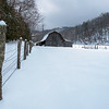Snow Barn