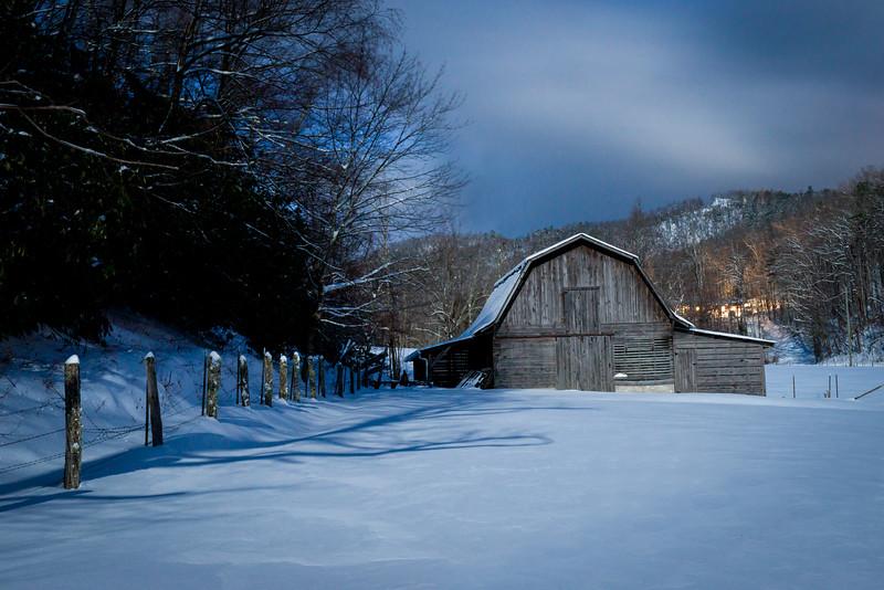 Moon Barn