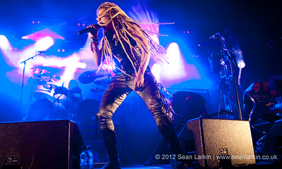 Kobra and The Lotus at Hard Rock Hell VI