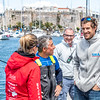 Bermudes 1000 Race - Douarnenez | Cascais - Manuel Cousin and Groupe SETIN arrives at Cascais