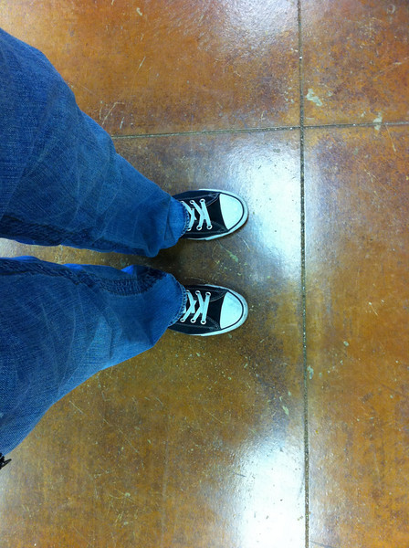 Converse in 3rds.