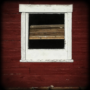 Barn Window |Grantsville, MD