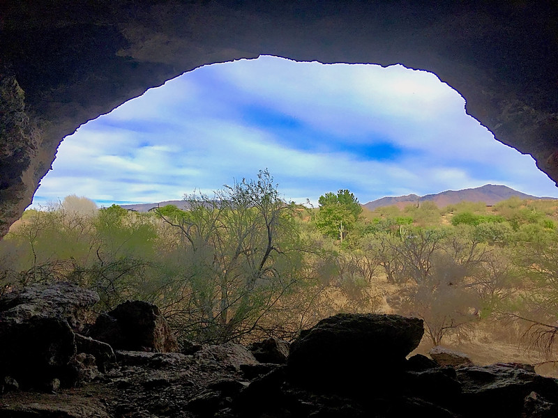 The Indian Cave
