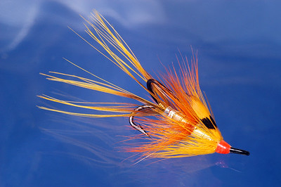 Irish salmon Fly