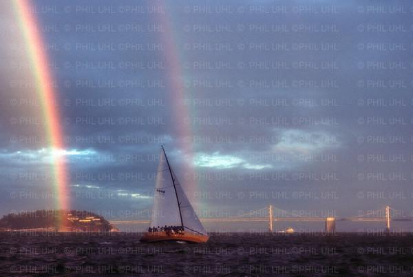Brown Sugar & Rainbow