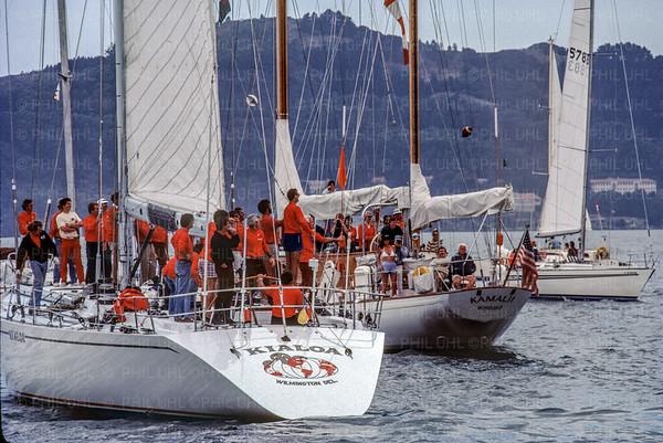 Kialoa 3, Big Boat Series