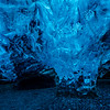 "<span class=""AaronsSubTitle"">Aurora Cave, Ice-Cave under glacier Vatnajökull, Iceland</span>  As water erods part of the glacier, caves form underneath. When the water washes away, these beautiful ice-caves are left behind. We were able to explore this cave for quite some time before anyone else showed up. I Loved the way these columns of ice formed inside the cave"
