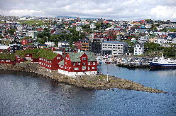 Faroe Island. John Chapman.