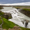 Gullfoss Up-River